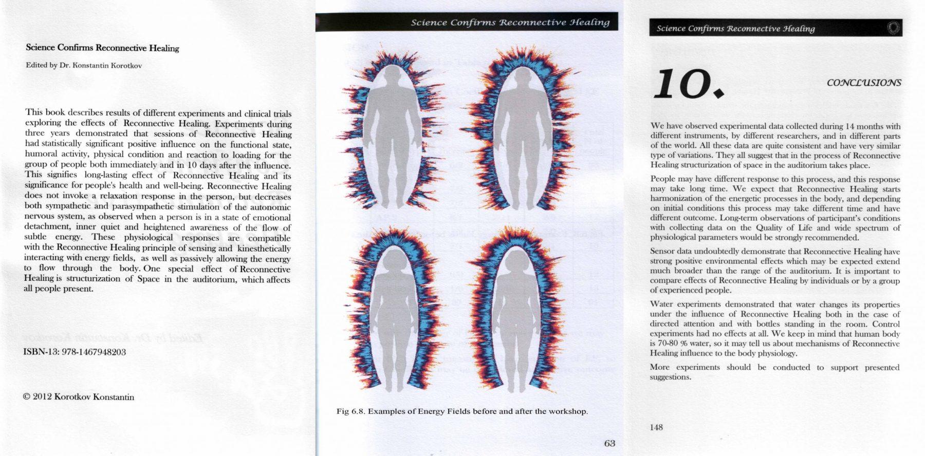 Nekoliko strana iz knjige Dr Konstantina Korotkova